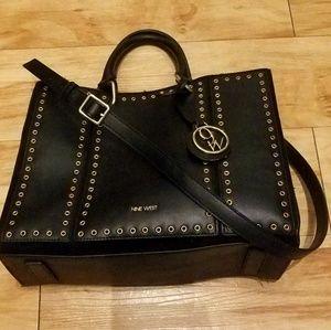 Nine West Bags - Nine West Hazel Tote in Black